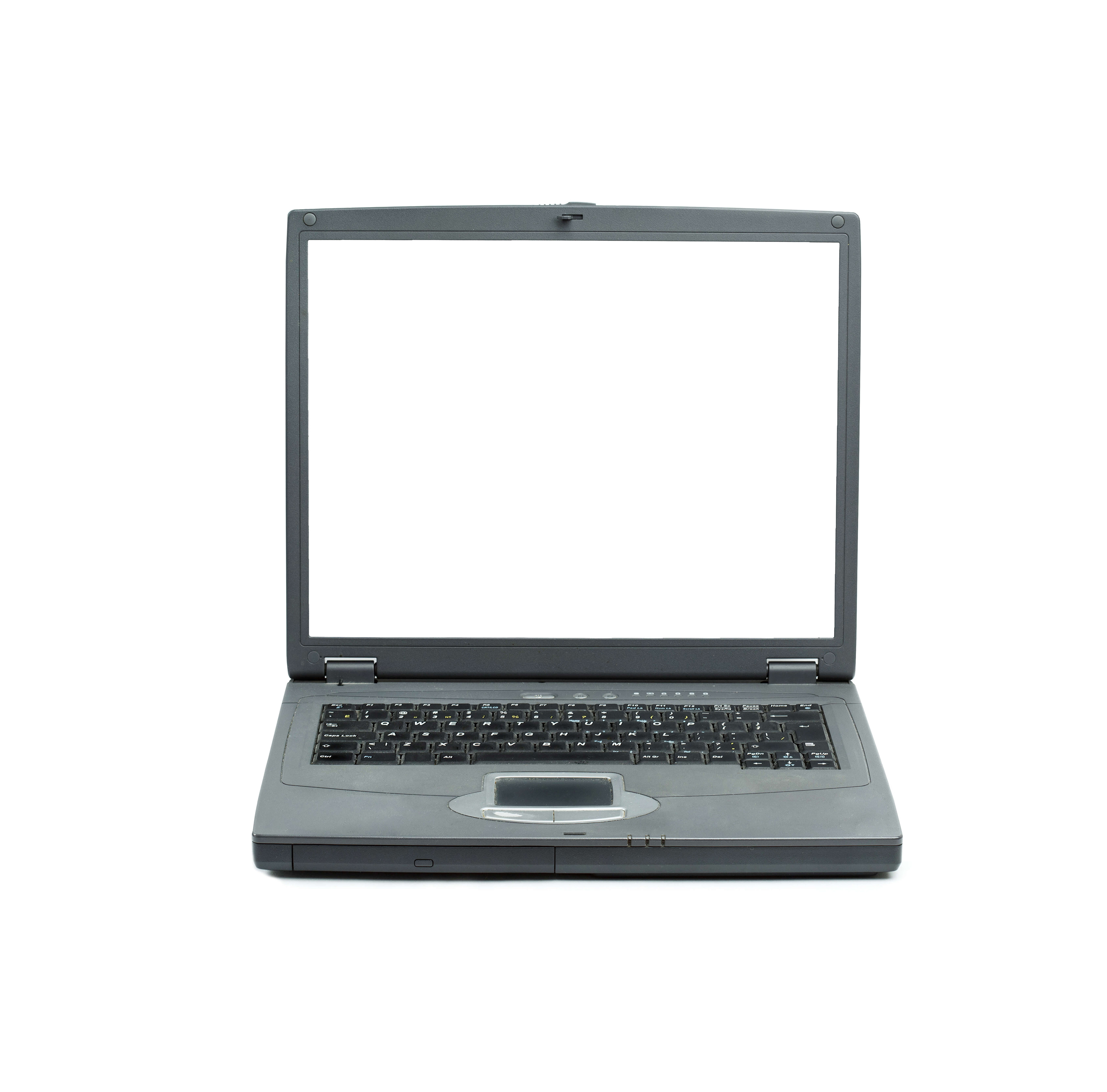Laptop from between 2006 and 2009